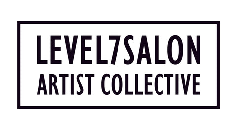 Level 7 Salon Artist Collective Logo