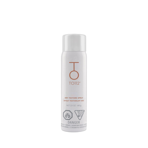 Travel-size Dry Texture Spray is Invisible, weightless, long-lasting and free of chalky build-up.