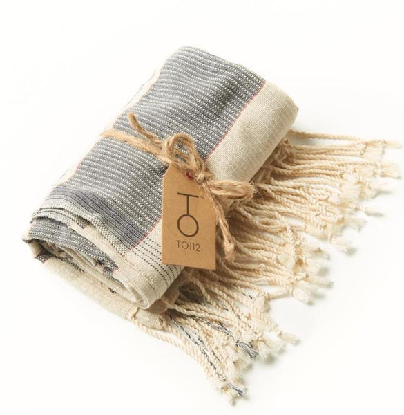 Hammam Towel (Indigo) - to112-ca