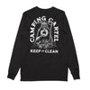 Keep It Clean Long Sleeve Tee
