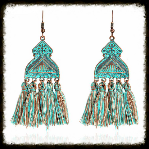 Marika Earrings