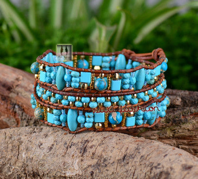 Billie Wrap Bracelet