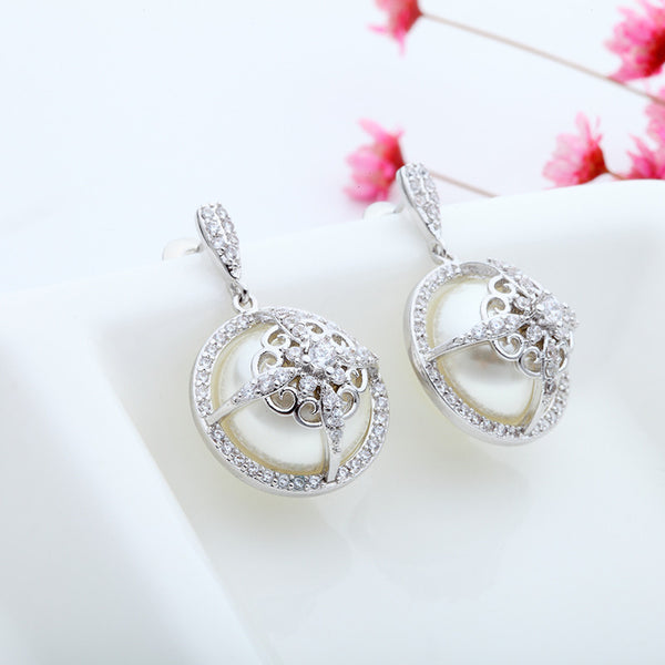 Sumera  Drop Earrings
