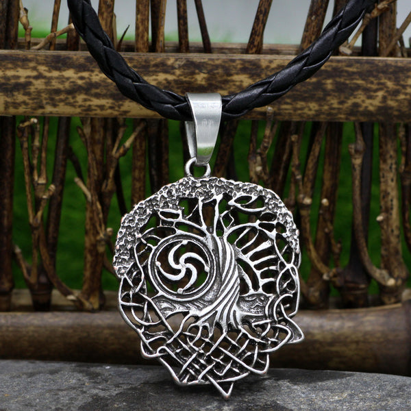 Tree Of Life Celtic Necklace