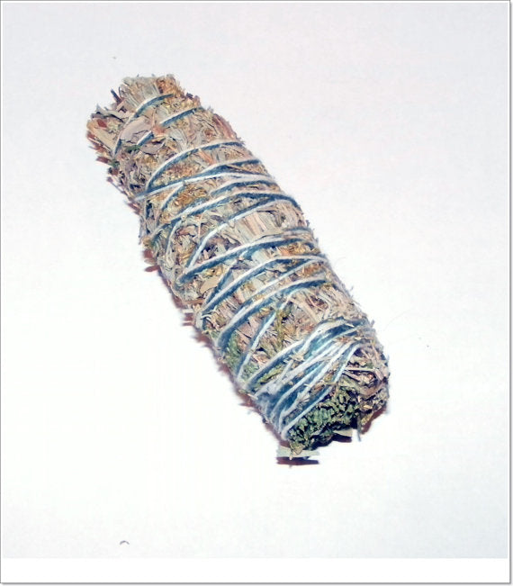 Ceremonial - Sage - Cedar - Sweetgrass Smudge Bundle