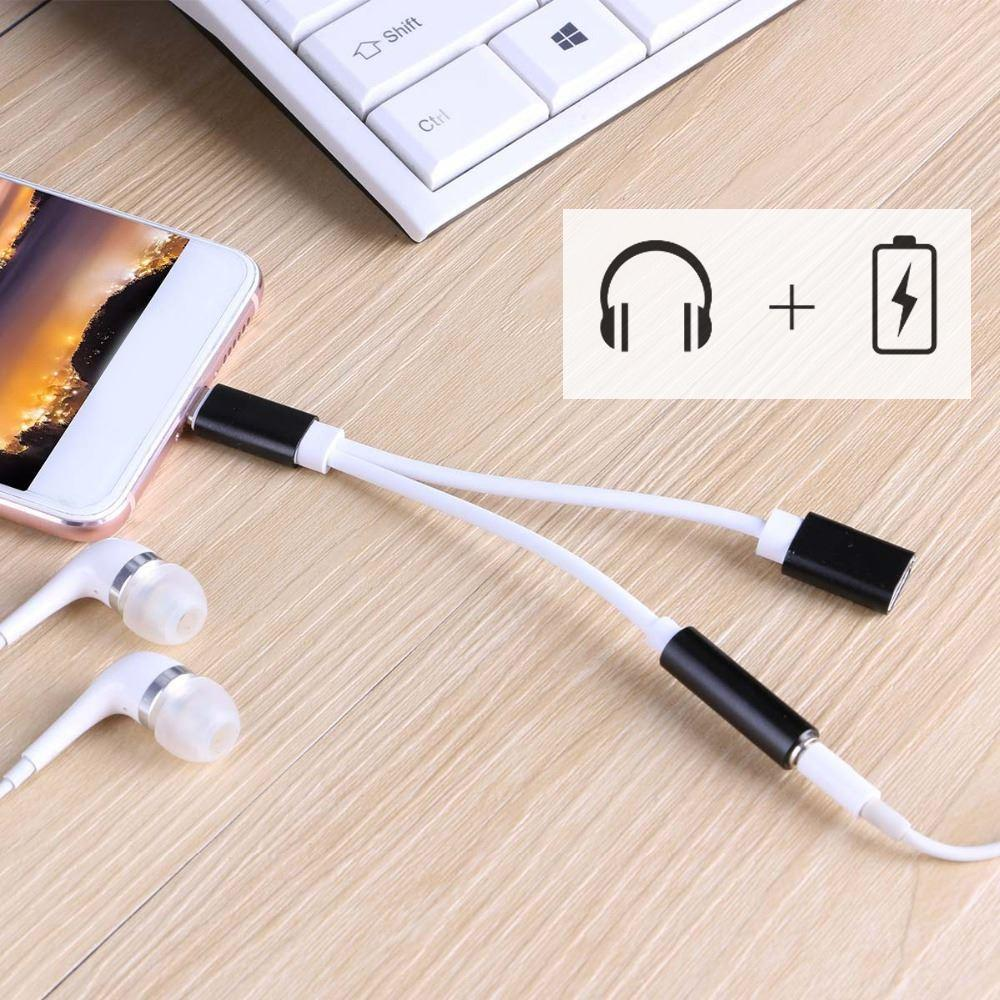 Walter Siemens™ Smartphone Type-C Headphone Splitter