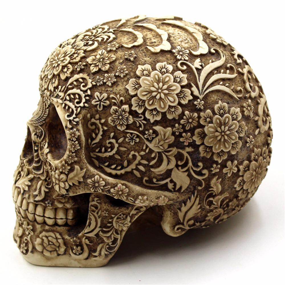 Skull Addicts™ Human Skull Decoration<p><b>50% OFF TODAY ONLY</b>