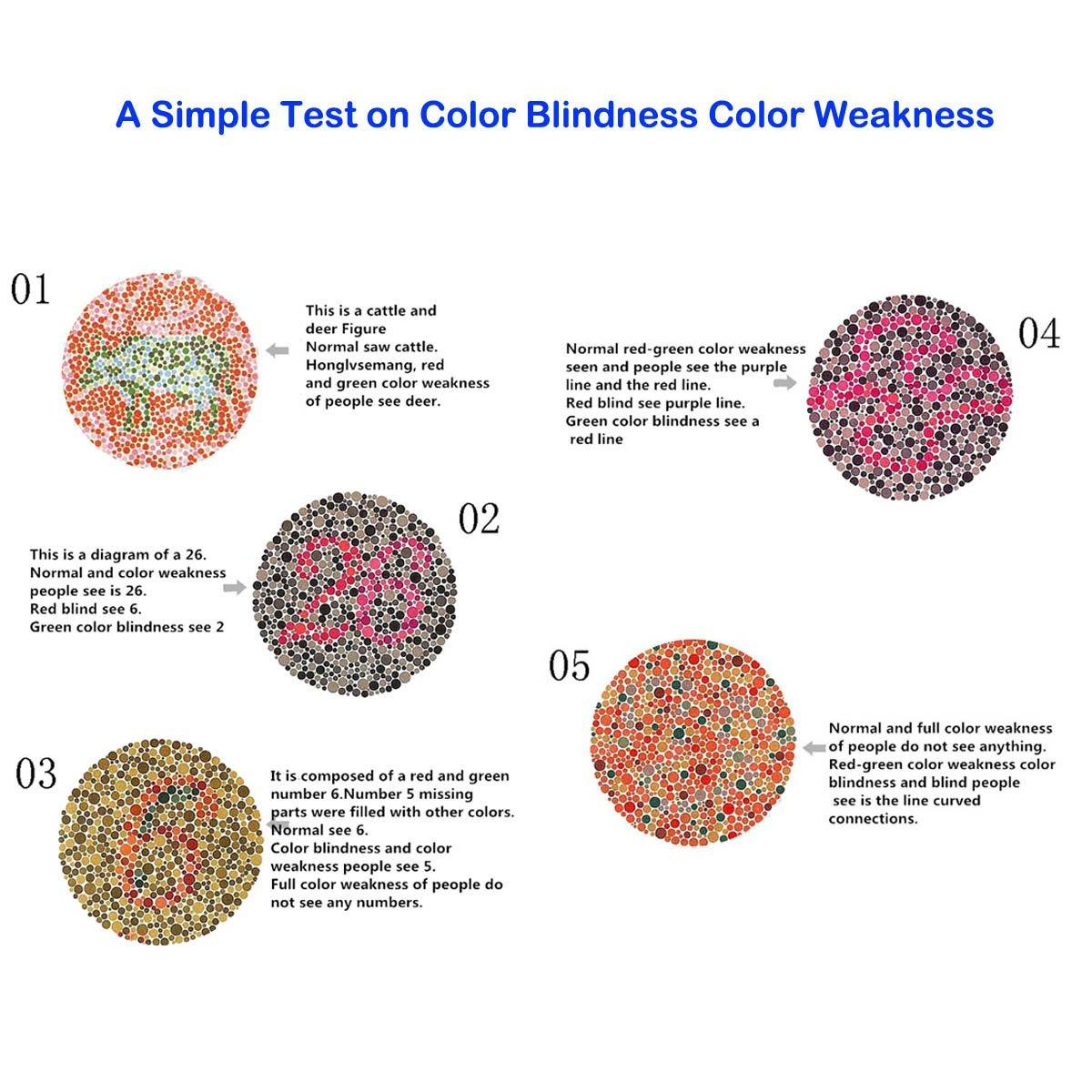 HueOptics™ Color-blindness Corrective Glasses<p><b>50% OFF TODAY ONLY Plus FREE SHIPPING</b>
