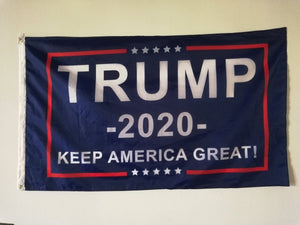 Trump 2020 Flag - Keep America Great! - 3 ft x 5 ft<p><b>Free Today Only Just Pay Shipping</b>