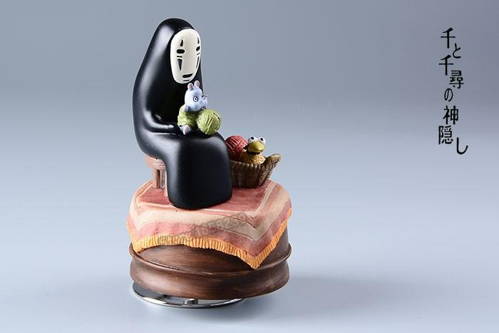 Spirited Away Kaonashi No Face Music Box