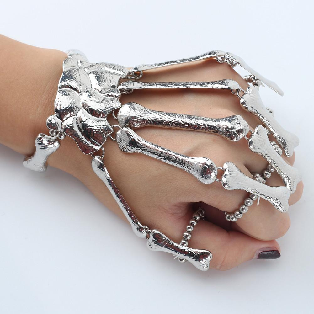The Skeleton Hand™ Bracelet