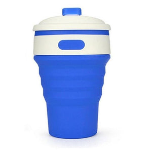 Flexi Cup™ - Collapsible Coffee Cup