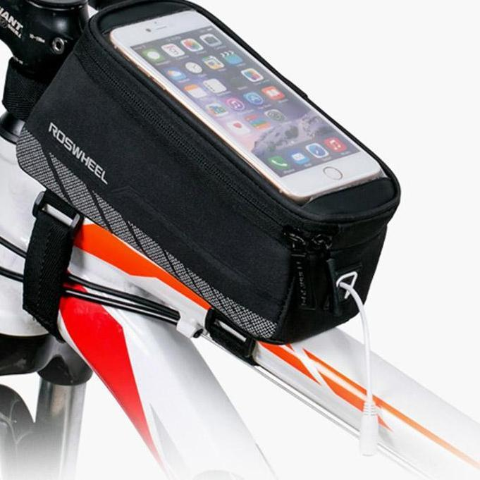 Go Track™ Bicycle Frame Pannier Bag<p><b>50% OFF TODAY ONLY</b>