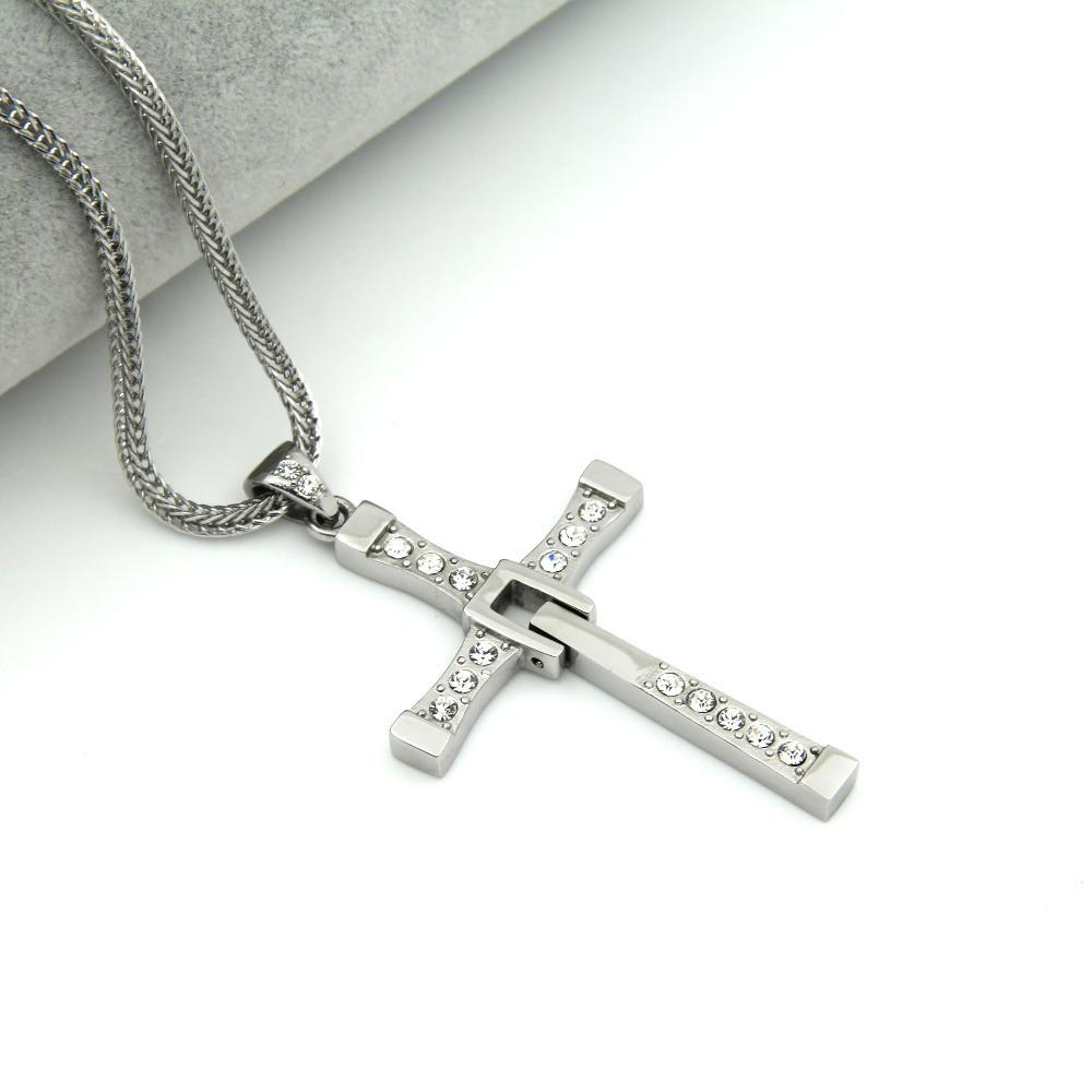 The Lords Cross Necklace Chain