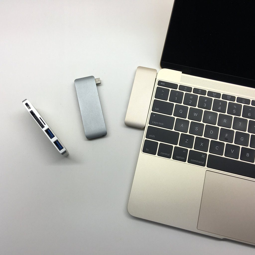 Zuse™ USB-C 5-in-1 Hub with Pass Through Charging<p><b>50% OFF TODAY ONLY</b>