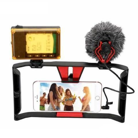 Smart Phone Rig<p><b>50% OFF TODAY ONLY</b>
