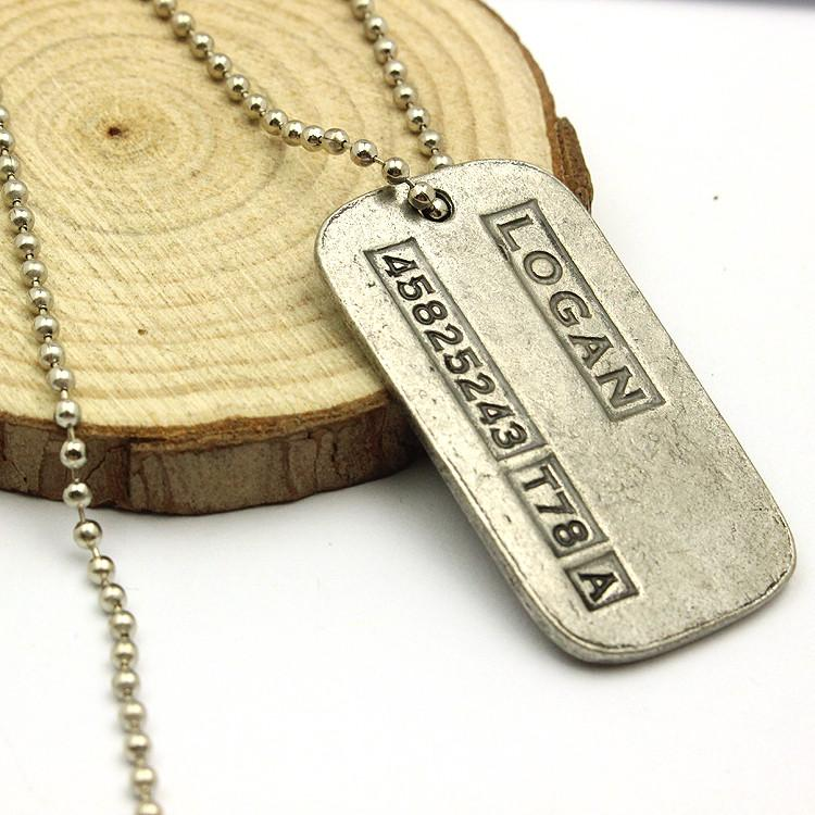 Wolverine's Dog Tag Necklace [FREE]