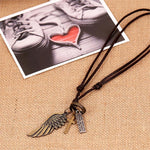 Divine Angel Guardian Necklace