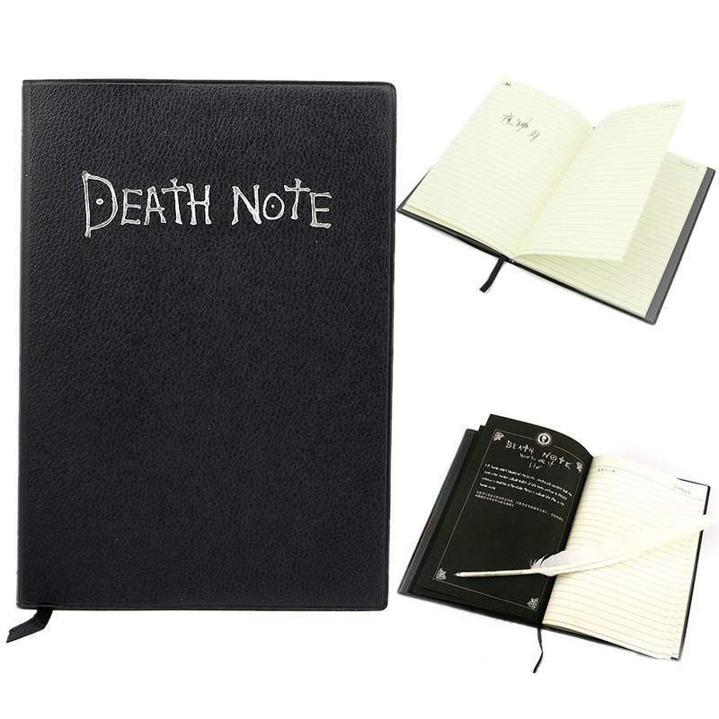 "The Original ""Death Note"" Notebook"