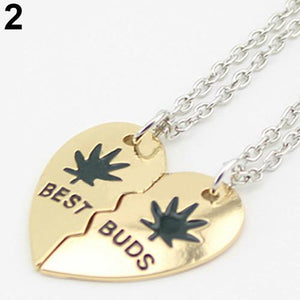 Bud Lovers Friendship Necklace