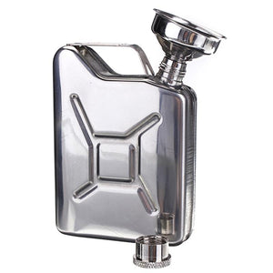 High Octane™ Jerry Can Whiskey Flask 5oz