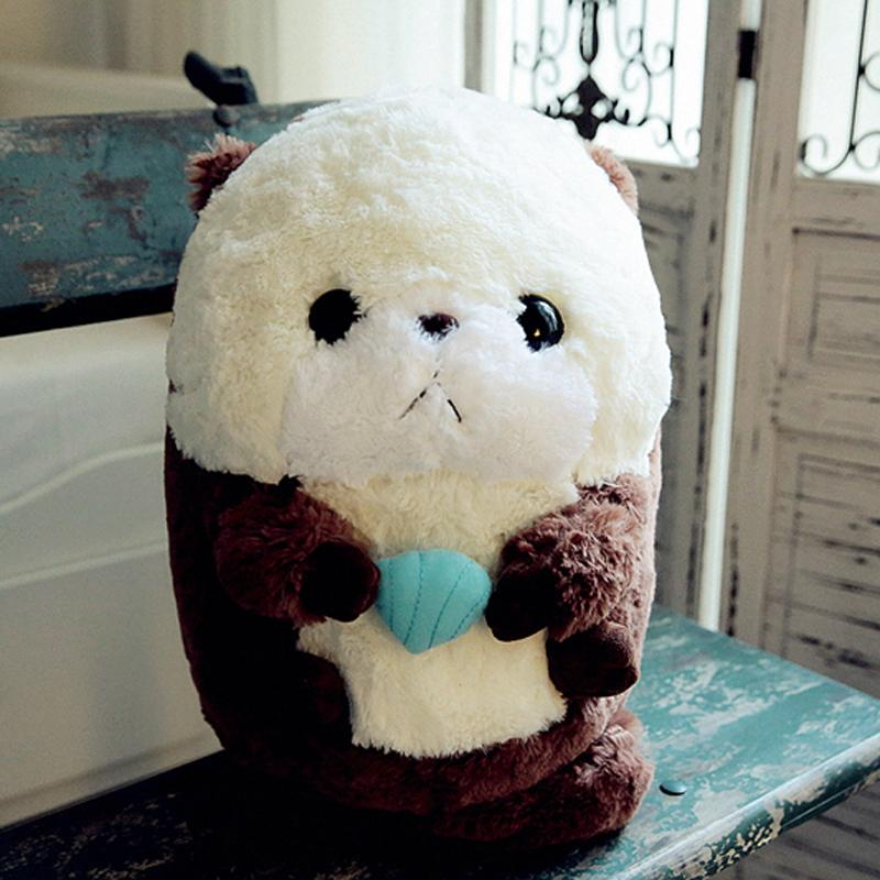 Stuffed Plush Animals Otter<p><b>50% OFF TODAY ONLY</b>