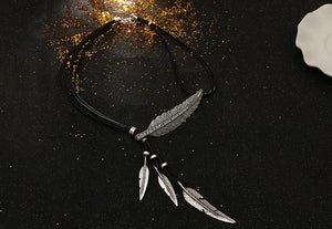 Tranquility Feather Necklace [FREE]