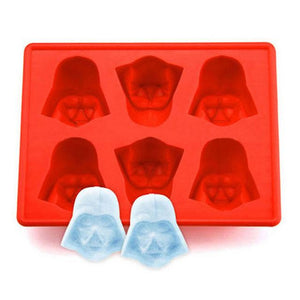 Star Wars Silicone Ice Mold