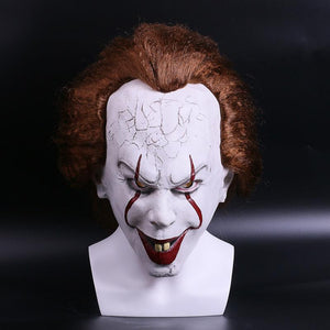 Scary IT Clown Mask