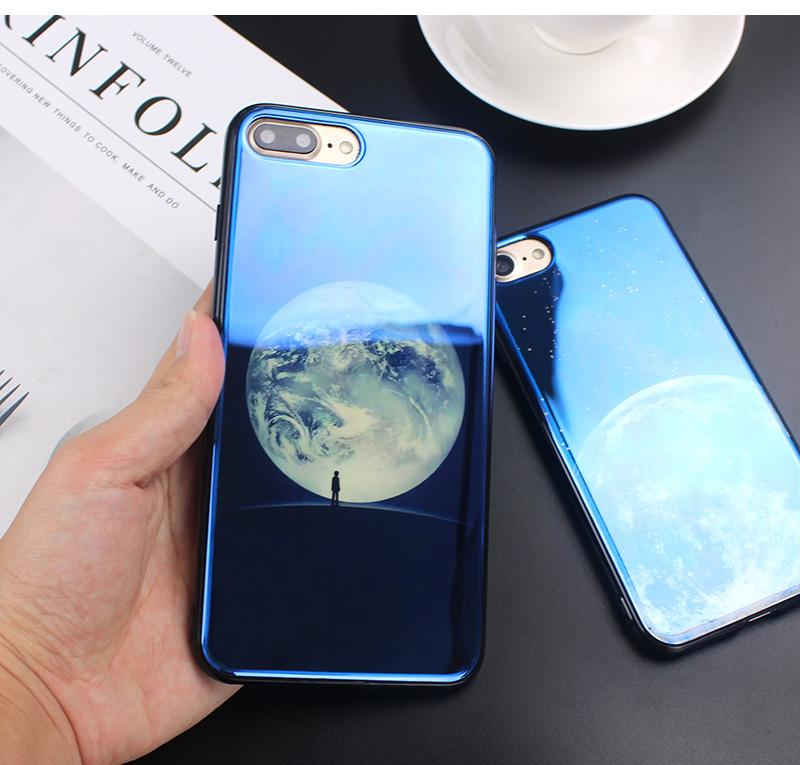 Reflective Earth Moon iPhone Case<p><b>50% OFF TODAY ONLY</b>