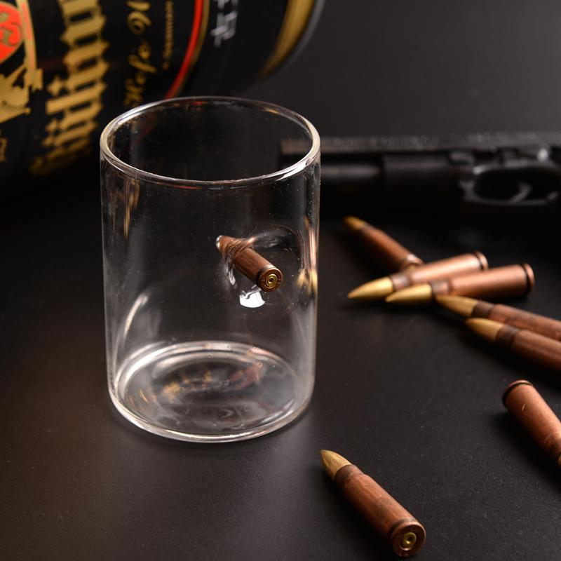 Waterloo Shot™ .308 Bulletproof Whiskey Glass