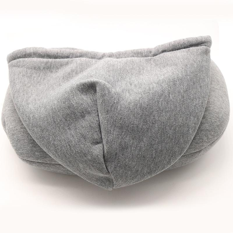 The Hoodie Nap™ Travel Pillow<p><b>50% OFF TODAY ONLY</b>