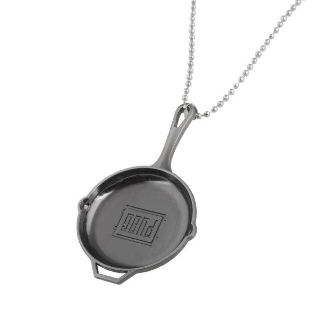 PUBG Frying Pan Necklace<p><b>50% OFF TODAY ONLY</b>