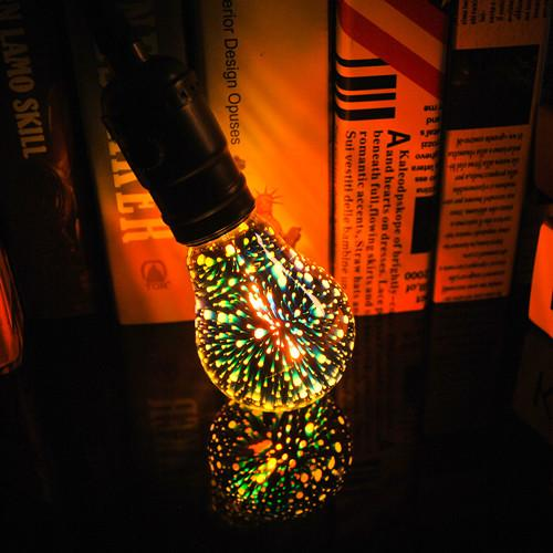 3D Galaxy Bulbs<p><b>50% OFF TODAY ONLY</b>