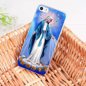 The Virgin Mary iPhone Case<p><b>50% OFF TODAY ONLY</b>