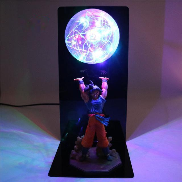 Dragon Ball Goku Spirit Bomb LED Lamp<p>[Limited Edition]<p><b>50% OFF TODAY ONLY Plus FREE SHIPPING</b>