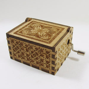 Beauty and the Beast Wooden Music Box<p><b>50% OFF TODAY ONLY</b>