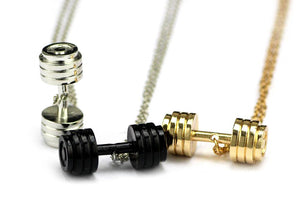Dumbbell FitLife™ Necklace