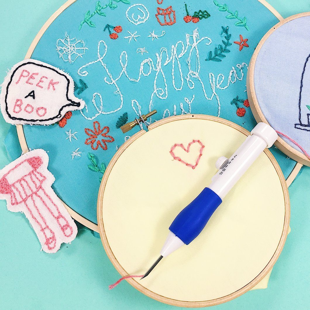 Craft Magic Embroidery Pen<p><b>50% OFF TODAY ONLY</b>