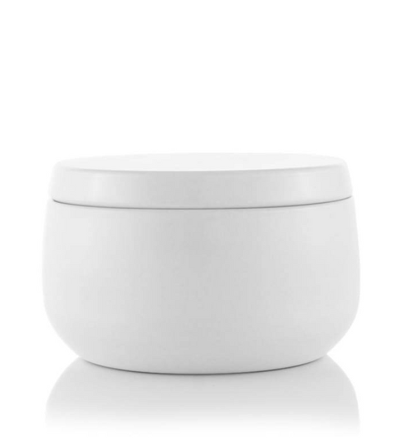 White Lux Travel Candle