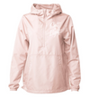 Rosy Salt & Light Windbreaker