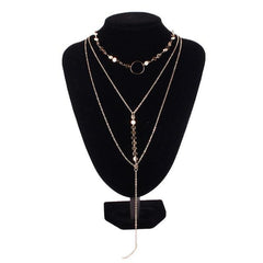 Multilayer Necklace | Fashionmistyle