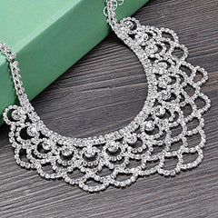 Silver Necklace | Fashionmistyle
