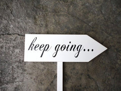 Keep Going | Fashionmistyle