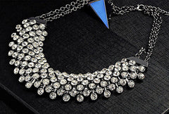 crystal vintage necklace | Fashionmistyle