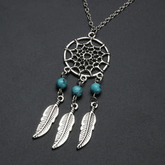 Dream catcher Necklace | Fashionmistyle