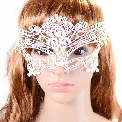 6 Style Option Party Ladies Fashion Party Fancy Masks - Fashion mi style