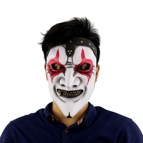 Full Face Cosplay Horror masquerade mask for Ghost Party - Fashion mi style