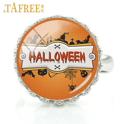 New Witch Handmade Crown Rings For Make-Up Party And Halloween Gifts