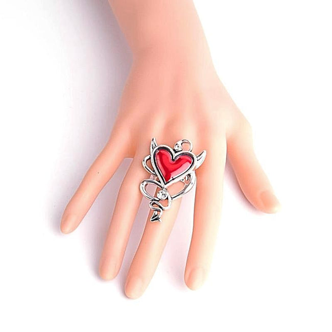 The Newest Retro Gothic Style Fashion Love Ring For Her